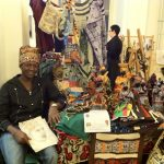 Kunsthandwerk aus Kamerun: Jules Mekontchou