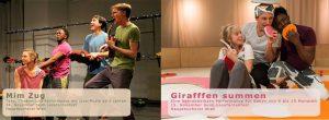 Lesofantenfest 2018, Hauptbücherei Wien, 14. und 15. November 2018, mit Jules Mekontchou