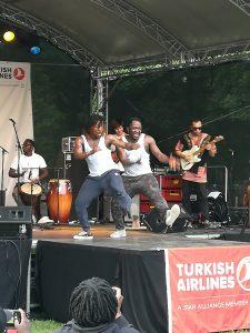 Chiala Festival mit Jules Mekontchou