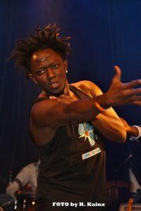 Workshops Afro modern, Salsa, Chiala Festival 2019, Jules Mekontchou, Afro Dance